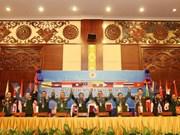 Jefes de las fuerzas armadas de ASEAN reiteran necesidad de ambiente de paz