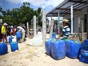 Comunidad mundial ofrece sugerencias para enfrentamiento de salinización en Vietnam