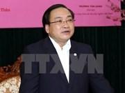 Hanoi promueve actividades emprendedoras entre los jóvenes