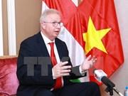 Avance de nexos en justicia: fuerza motriz para enlaces Hungría- Vietnam
