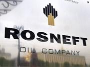 Rosneft inicia perforación en yacimiento de gas natural