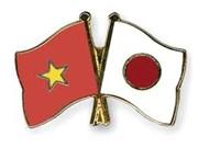 Vietnam y Japón por agilizar cooperación multifacética bilateral