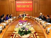 Vietnam por transparentar ejercicios de abogacía