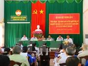 Más de mil personas incluidas en lista de candidatos al Parlamento y Consejos Popula
