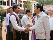 Presidente elogia cambios socioeconómicos de Binh Phuoc