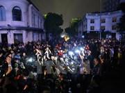 Vietnam ahorra 451 mil kilovatios hora durante Hora del Planeta 2016