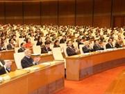 Parlamento vietnamita analiza borrador de Ley de Prensa