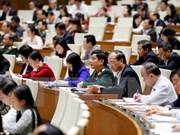 Alaban electores éxitos en distintos sectores de Parlamento y Gobierno