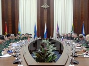 Rusia y Vietnam realizan diálogo estratégico de defensa a nivel viceministerial