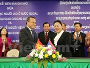 Nexos en labores sobre coterráneos en ultramar:factor impulsor de lazos Vietnam-Laos
