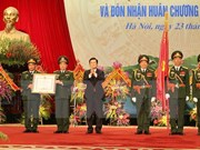 Resalta presidente vietnamita logros de la rama de suministros militares