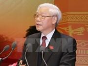 Más líderes mundiales felicitan al secretario general del PCV