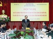 Satisfechos ciudadanos vietnamitas con servicios públicos