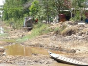 Legisladores sugieren medidas para aliviar efectos de sequía y salinización