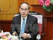Dirigente vietnamita destaca actividades filantrópicas de organización alemana