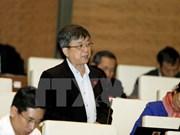 Parlamento vietnamita revisa borrador de la ley de acceso a informaciones