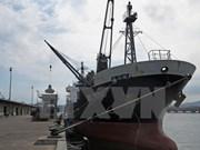 Filipinas libera a carguero relacionado con Corea del Norte