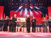 Unión de Jóvenes Comunistas Ho Chi Minh celebra 85 años de fundación