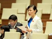Parlamento vietnamita debate la gestión de medicamentos