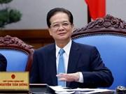 Premier urge soluciones a favor de regiones afectadas por fenómenos naturales
