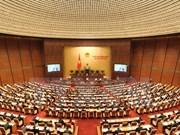 Alaban avance de Parlamento en actividades legislativas y constitucionales