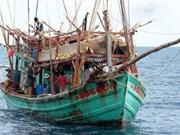 Embajada vietnamita protege derechos de pescadores detenidos en Tailandia