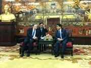 Hanoi y Hungría cooperan en proyecto de agua en río Rojo