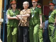 Condenados a prisión sujetos por propaganda contra el Estado