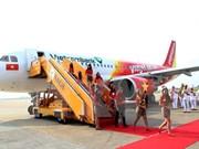 Vietjet Air elegida la aerolínea más favorita en Vietnam