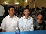 Procesan a expolicía y exfiscal vietnamitas por falsificar documentos