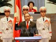 [Galería] Juramento de nuevo primer ministro