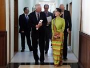 Myanmar y Canadá robustecen cooperación bilateral