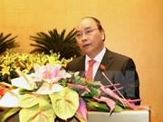 Primer ministro presenta ante Parlamento nombres para vicepremieres