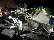 Líderes vietnamitas expresan pésames por terremoto en Ecuador