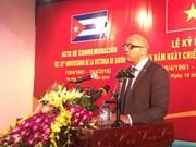 Rememoran en Hanoi victoria de Playa Girón