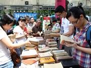 Amplias actividades por el Día del Libro de Vietnam