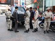 Tailandia refuerza seguridad en el sur ante posibles ataques de separatistas