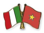 Italia promueve acuerdo marco de cooperación interregional con Vietnam