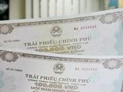 Recaudan fondo millonario por venta de bonos gubernamentales