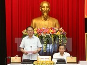 Presidente vietnamita exhorta estrecha cooperación para garantizar éxito del APEC 20