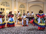Música de Colombia se presentará en Vietnam
