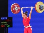 Obtiene Vietnam otro boleto para Río 2016 en halterofilia