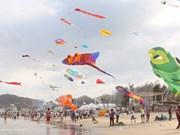 Festival internacional de papalote abierto en Vietnam