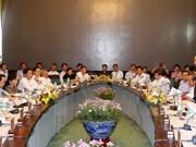 Premier preside reunión gubernamental para abordar peticiones de empresarios