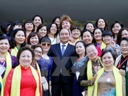 Premier elogia aportes de mujeres empresarias al desarrollo nacional