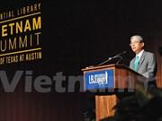 Diplomáticos vietnamitas se reúnen con empresarios de Texas