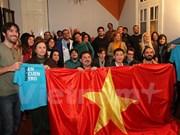 Amigos argentinos conmemoran Día de la Reunificación Nacional