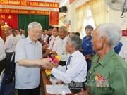 Exhortan a Phu Yen optimizar potencialidades para impulsar su desarrollo