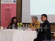 """Presentan en Berlín versión bilingüe alemán- vietnamita de """"Historia de Kieu"""""""