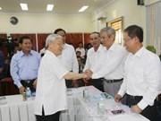 Líder partidista llama a optimizar potencialidades de provincia de Khanh Hoa